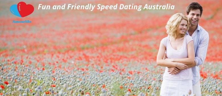 Fun speed dating melbourne