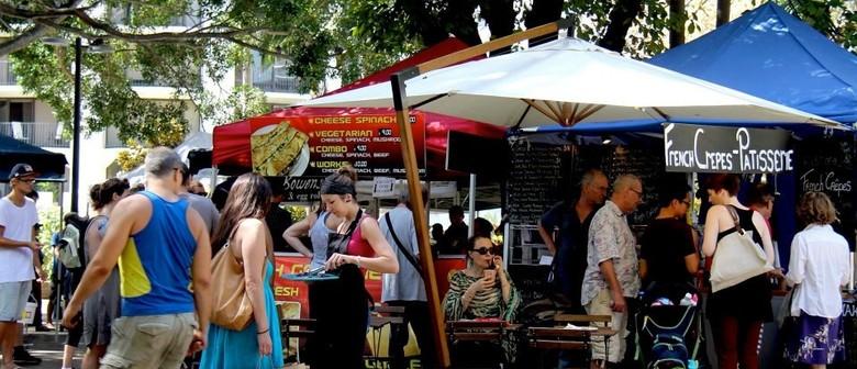 Kings Cross Real Food Market