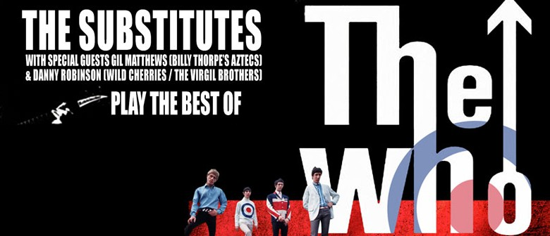 Maximum R&B: The Substitutes present the Best of The Who