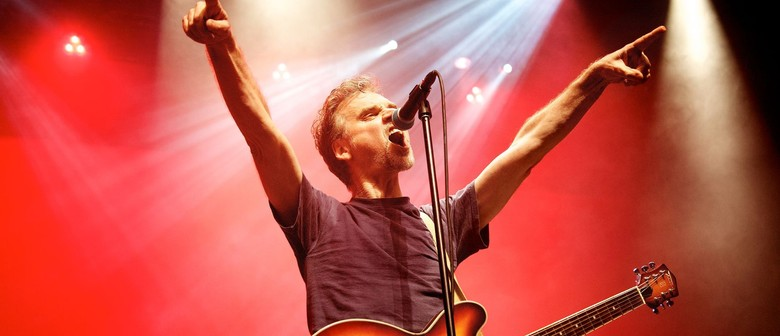 Moving Pictures - A Day In The Sun With James Reyne
