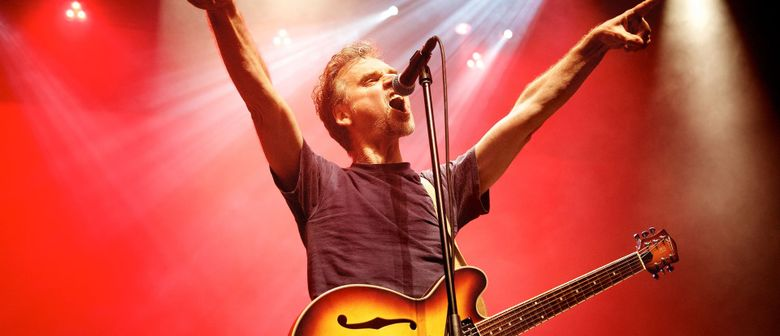Moving Pictures - A Day In The Sun Tour With James Reyne