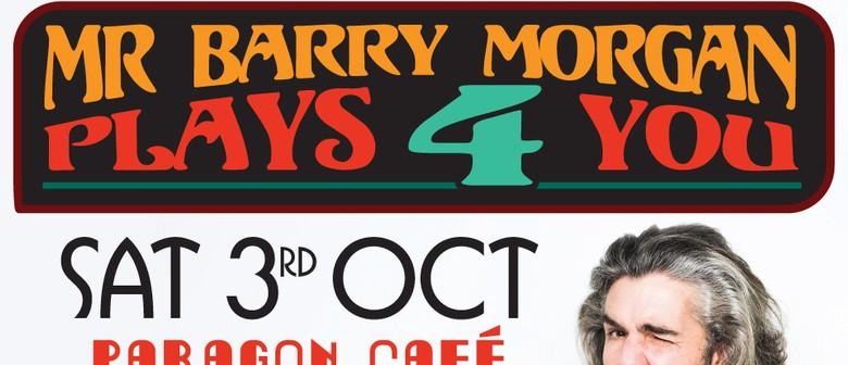Barry Morgan's World Of Organs Tour