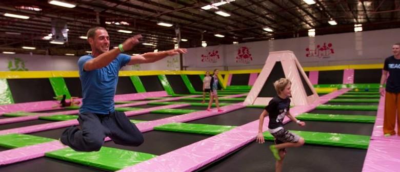 Thursday Super Jump