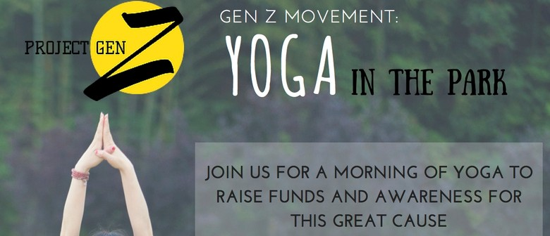 Project Gen Z: Yoga In the Park