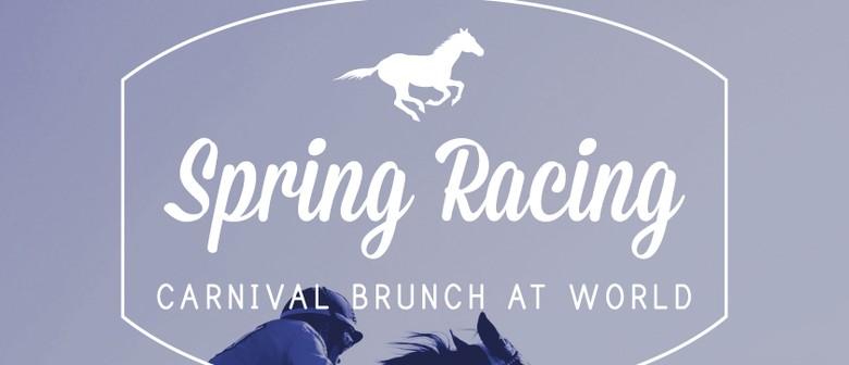 Spring Racing Carnival Brunch
