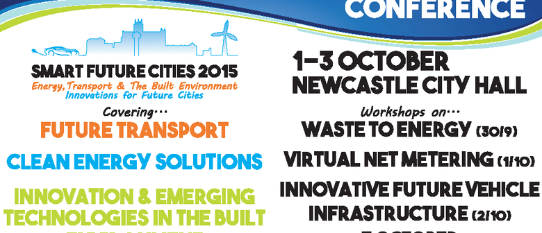 The Smart Future Cities Conference 2015