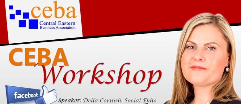 CEBA Workshop: Facebook