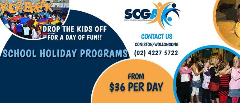 Kidzbreak - School Holiday Care
