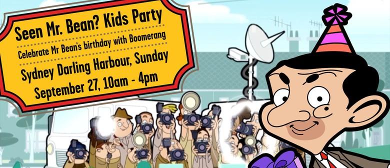#SeenMrBean? Kids Party