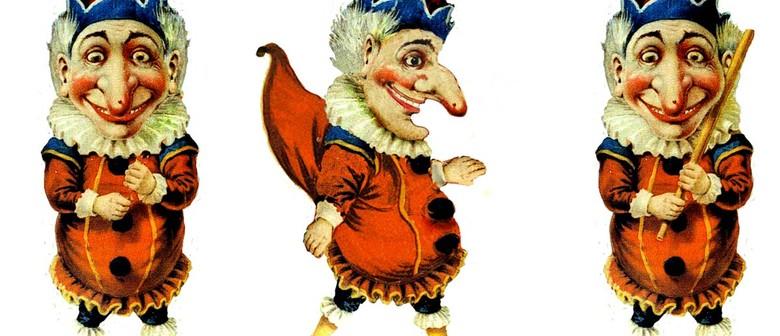 Mr Punch 's Escapades - Puppet & Magic Show