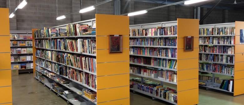 Lifeline Bundaberg Bookfest
