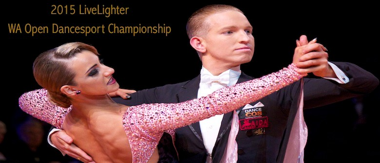 2015 LiveLighter WA Open Dancesport Championship