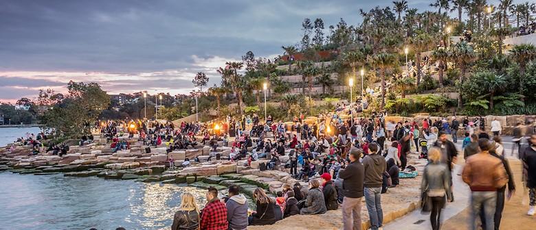 Barangaroo Welcome Celebration Open Weekends - September