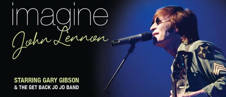 Imagine John Lennon Starring Gary Gibson