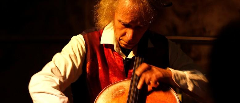 Cello In The Cave