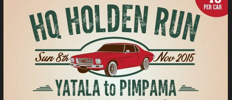 HQ Holden Run & Heritage Display