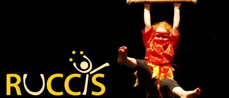 Ruccis Circus Holiday Program