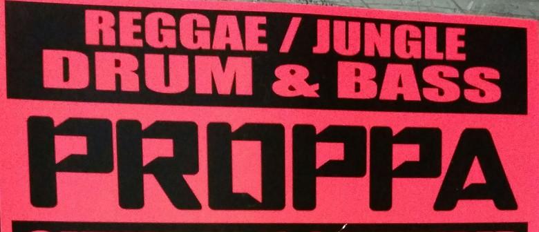 Proppa Jungle Drum & Bass
