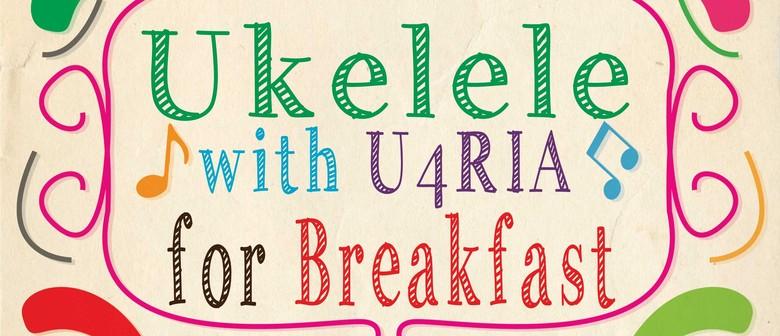 A Euphoric Breakfast With U4Ria