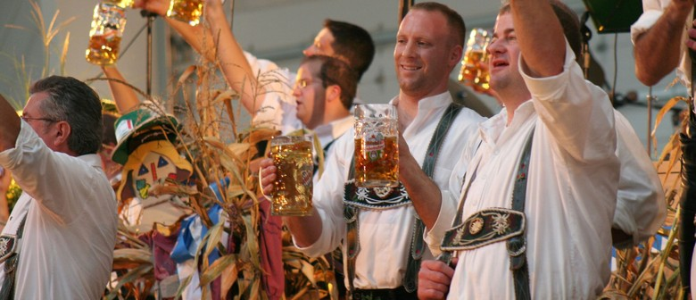 Oktoberfest! German Bier Workshop