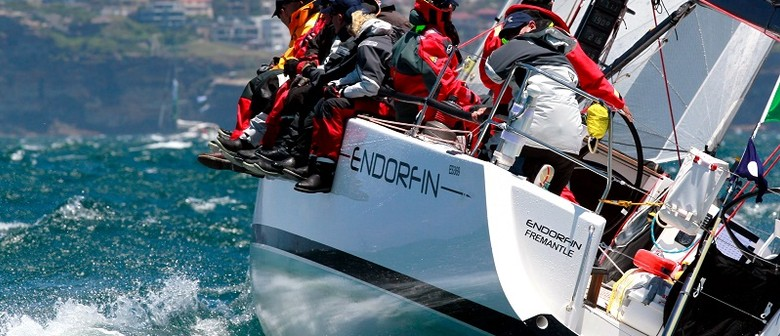Sydney To Hobart Yacht Race Aboard An Iconic Ferry