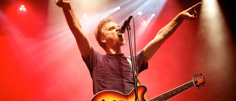 Moving Pictures A Day In The Sun Tour With James Reyne
