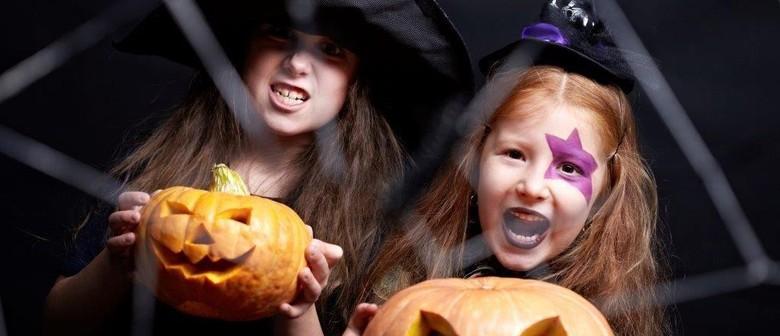Halloween Spooktacular Scarefest