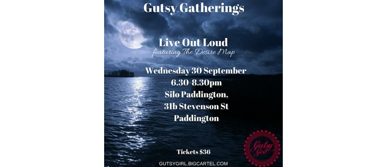 Gutsy Gathering: Live Out Loud