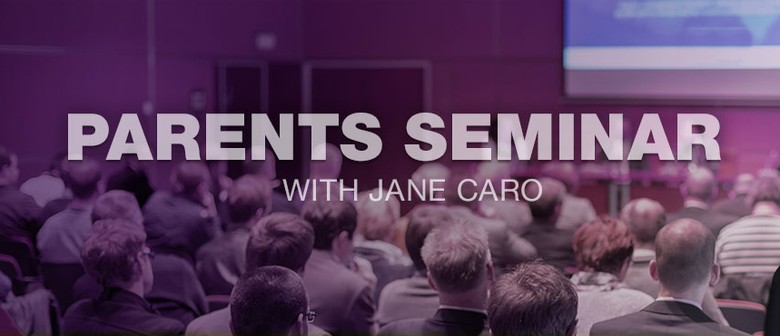 Parents Seminar - Surviving Year 12 And Beyond