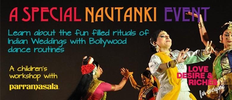 A Special Nautanki Event With Parramasala