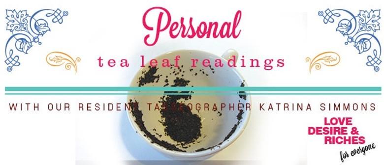 Personal Tea Leaf Readings - Adult Programme