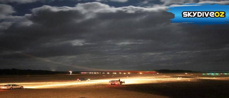 Night Skydiving!