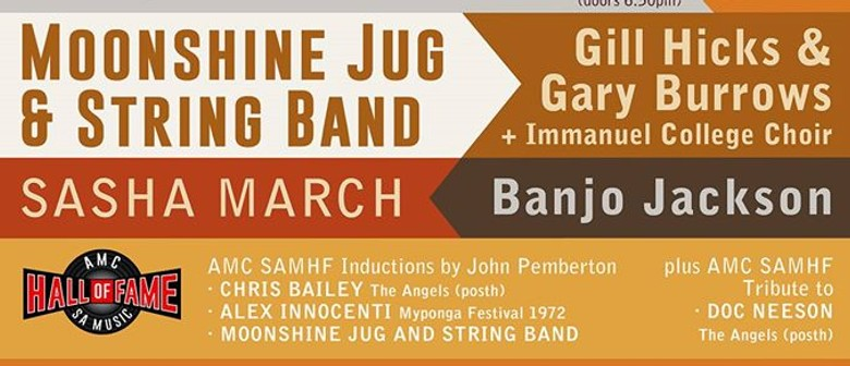 AMC Sessions Feat. Moonshine Jug And String Band - The Angel