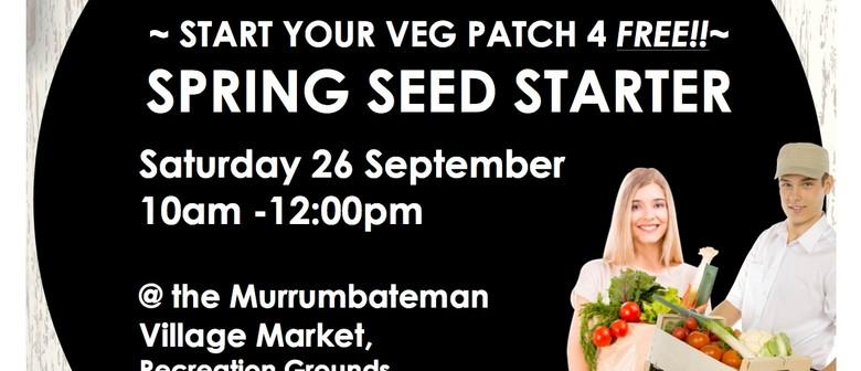 Seed Starter Session