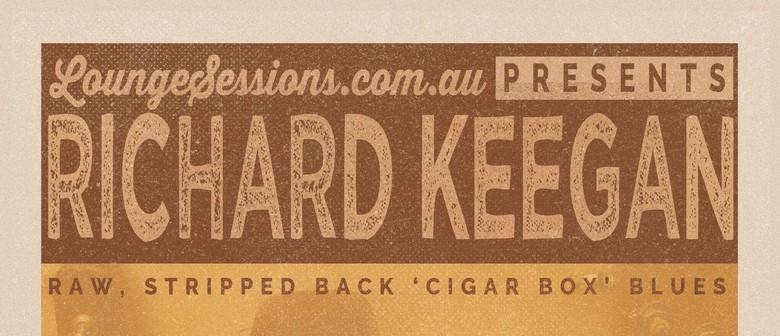 Cigar Box Blues' With Richard Keegan