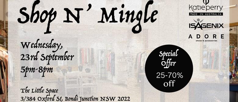 Shop 'N' Mingle