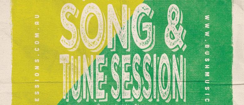Australian Song & Tune Session