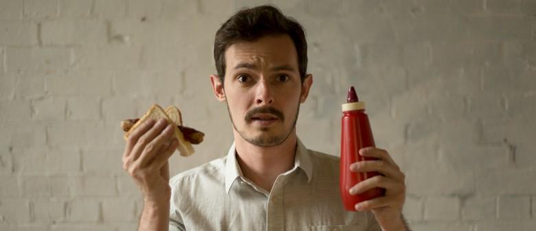 Simon Godfrey: Sauce - Melbourne Fringe Festival