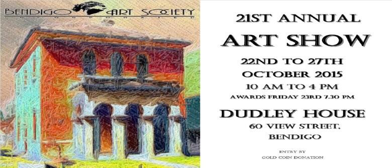 Bendigo Art Society 21st Annual Art Show