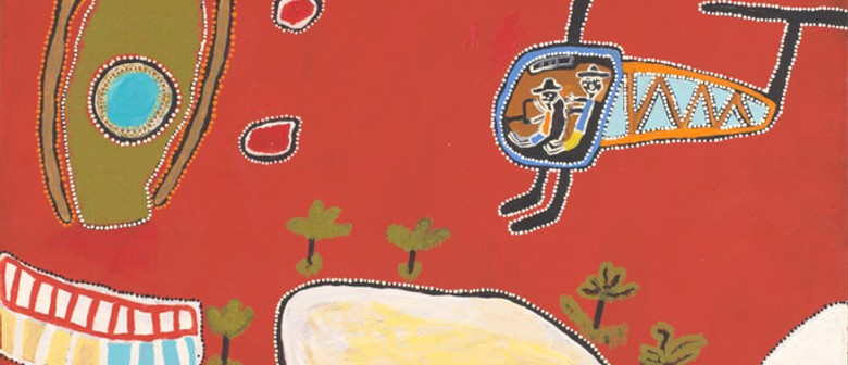 Warakurna: All The Stories Got Into Our Minds And Eyes