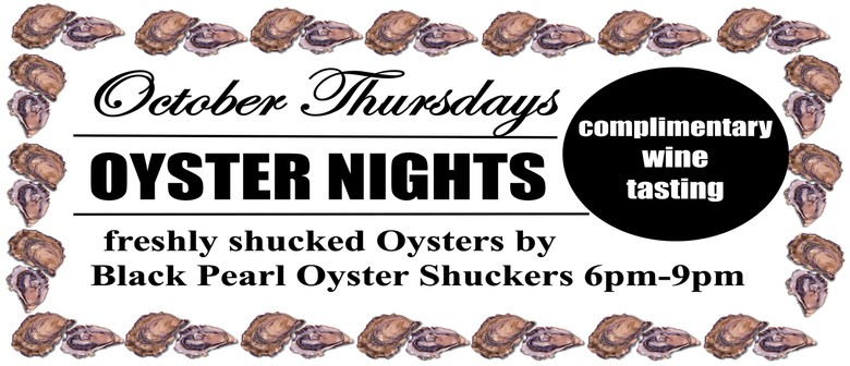 Oyster Shucker At Your Friendly Local