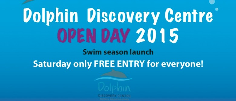 Dolphin Discovery Centre Open Day 2015