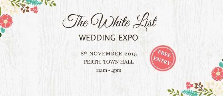 The White List Wedding Expo