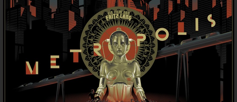 Metropolis (1927) - With Live Jazz Band - Ad Libitum