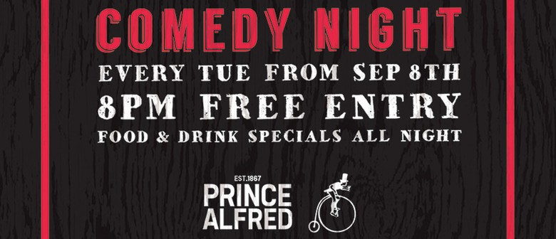 Stand Up Every Tuesday Night