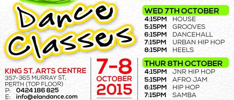 Dance For Mental Health Week With Elan Dance Est!