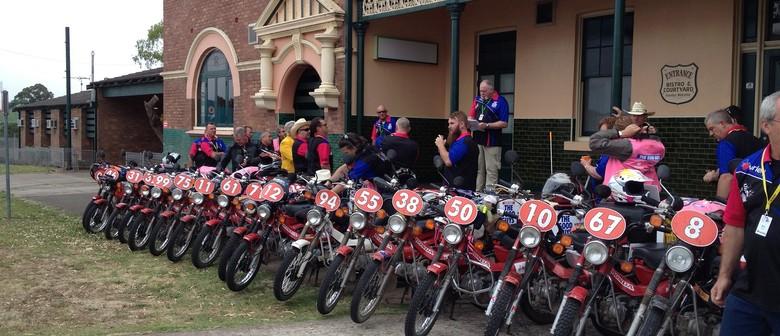 The Variety Good Guys Postie Bike Dash