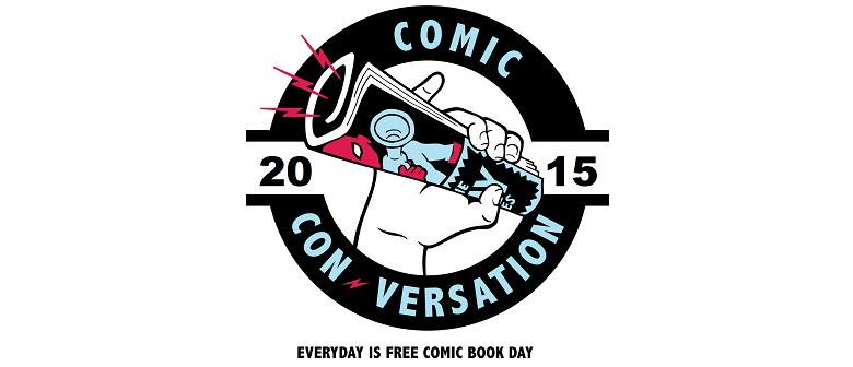 Comic Con-versation 2015 Closing Event