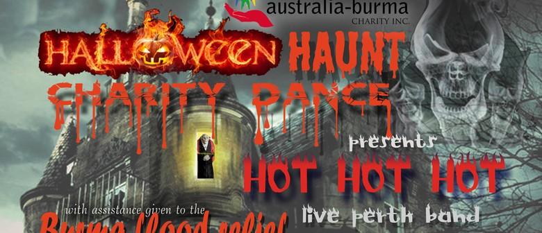 ABC Charity 2015 Halloween Haunt Dance