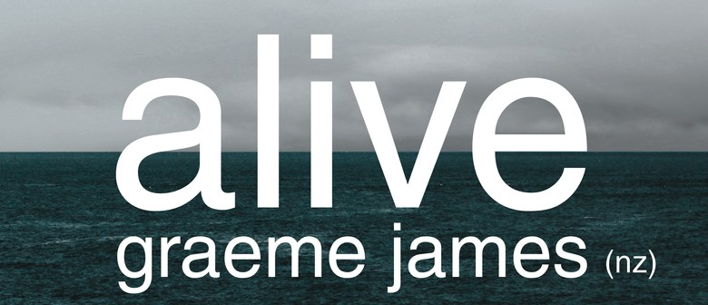Graeme James 'Alive' Single Release Brisbane